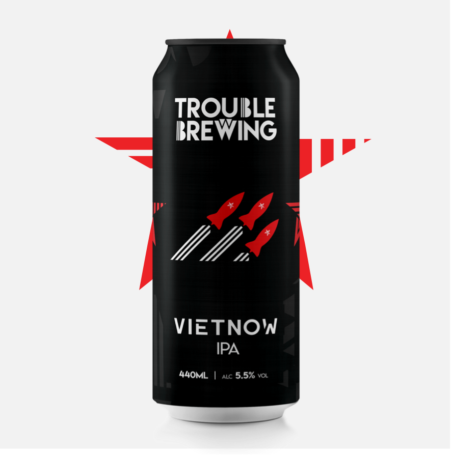 Trouble Brewing Vietnow