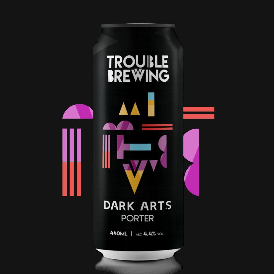 Trouble Brewing Dark Arts