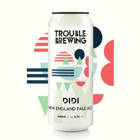 Didi New England pale ale